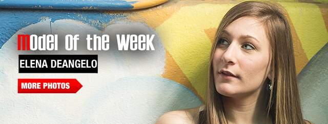 Model of the Week: Elena DeAngelo