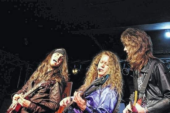 Local hair band makes music free to download — are they wiggin' out?