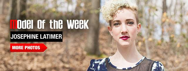 Model of the Week: Josephine Latimer