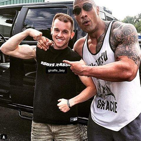 The Rock just taught us a lesson in counting our blessings