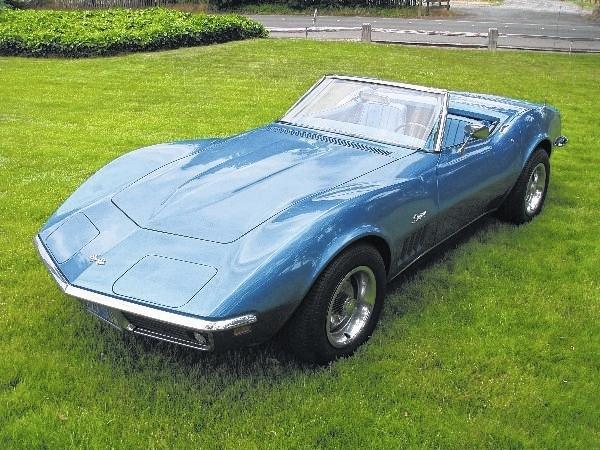 Motorhead: 1969 Chevrolet Corvette Stingray