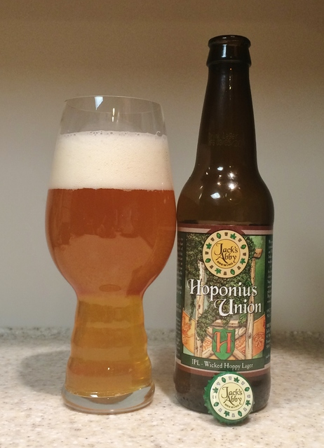 I'D TAP THAT: IPA meets lager to create amazing beer