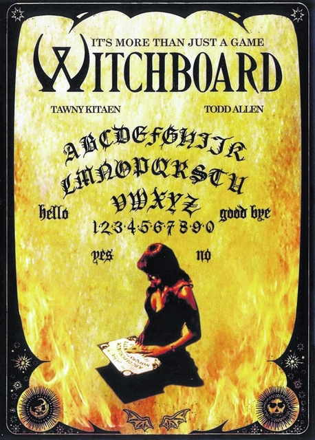 B-Movie Corner: 'Witchboard' is your classic 1980s horror movie