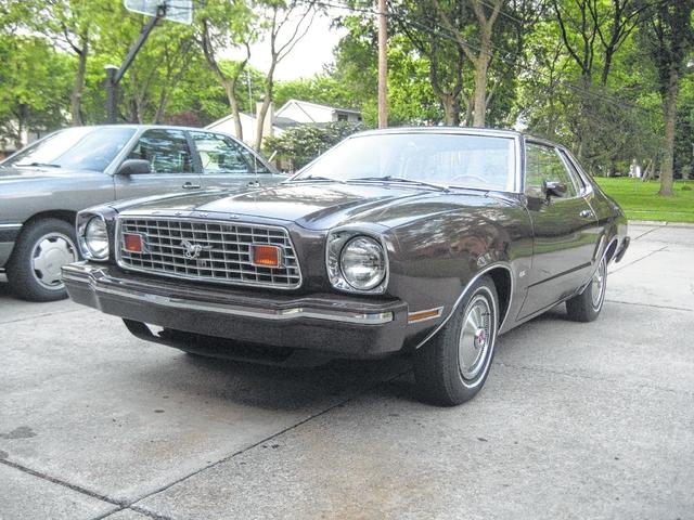 Motorhead: 1976 Ford Mustang II