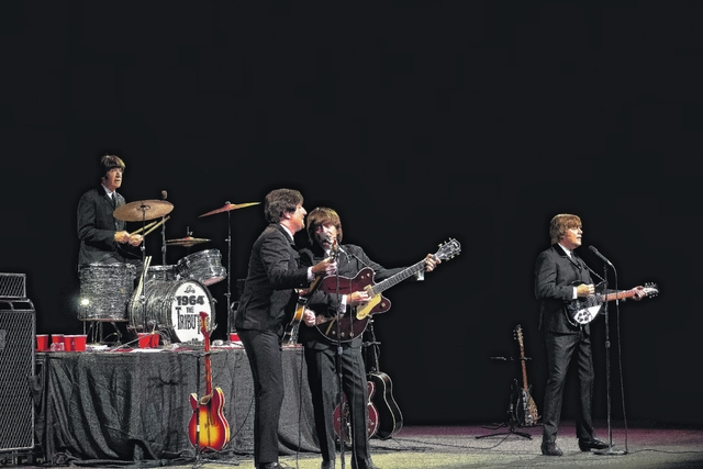 Beatlemania was back at the Kirby Center on June 6