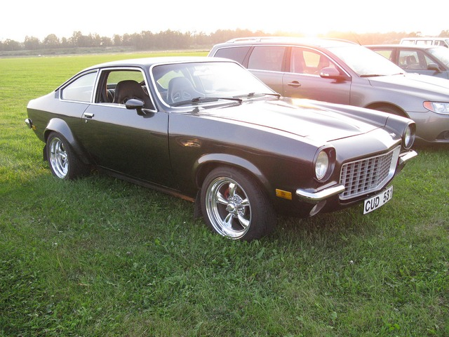 Motorhead: 1973 Chevrolet Vega