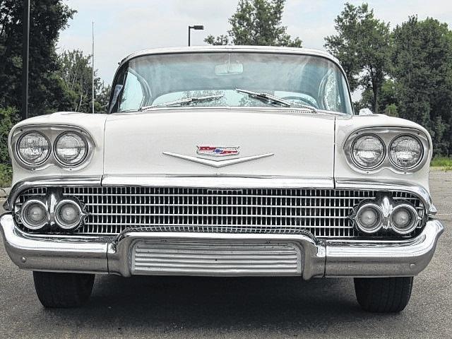 Motorhead: 1958 Chevrolet Bel Air