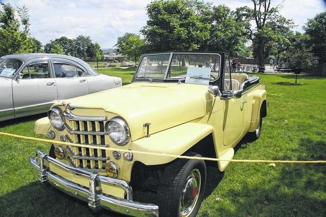 Motorhead: 1950 Willys Overland Jeepster