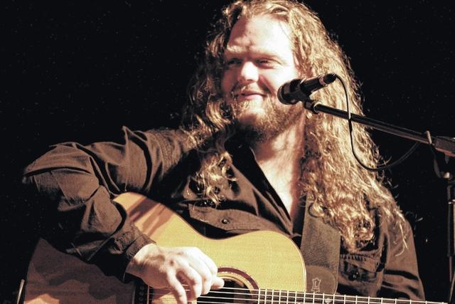 Canadian bluesman Matt Andersen comes to the Kirby