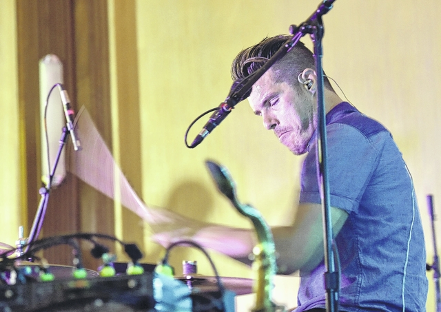 Saint Motel plays for sold-out crowd at Kirby Center