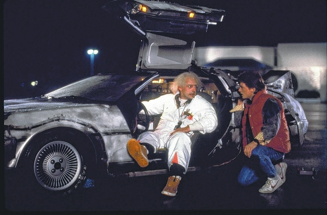 """Back to the Future II"" made surprisingly accurate predictions for Oct. 21, 2015"