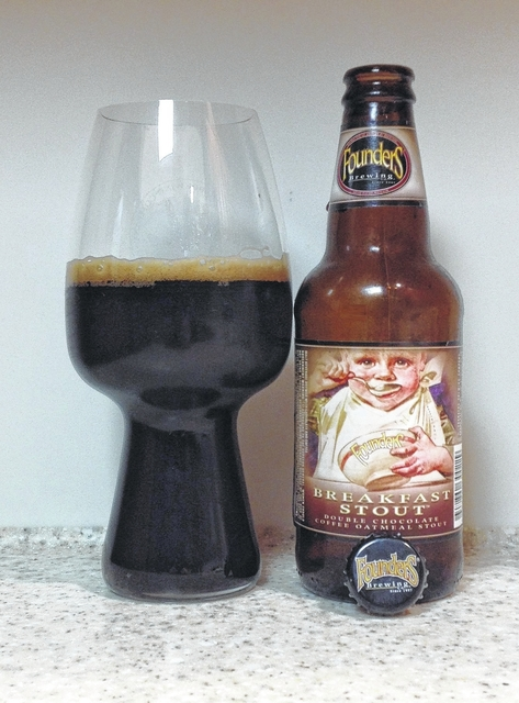 I'D TAP THAT: Breakfast in a bottle with Founders Brewing Co.'s Breakfast Stout