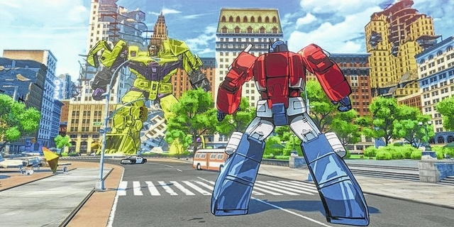 "Game On: ""Transformers: Devastation"" brings the '80s cartoon to video screen life"