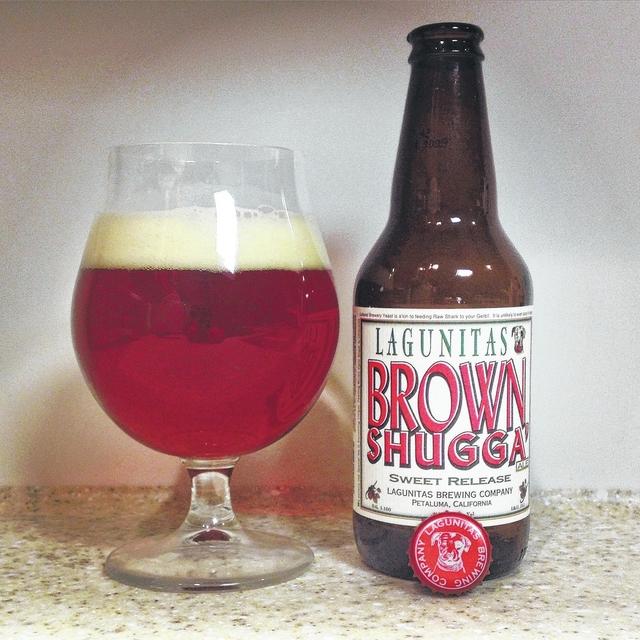 I'D TAP THAT: Lagunitas' Brown Shugga' so sweet going down