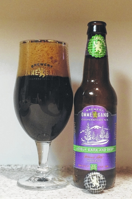 I'd Tap That: Get your hands on this Lovely, Dark, and Deep brew
