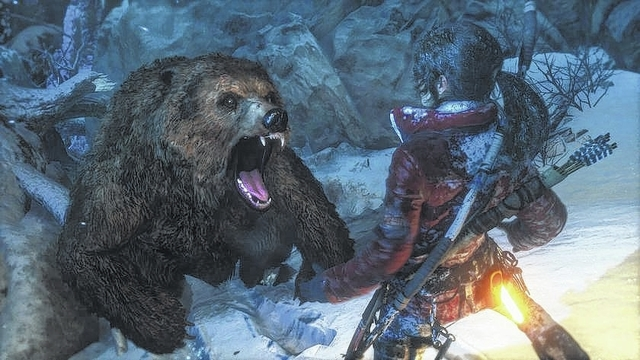 "Game On: ""Rise of the Tomb Raider"" aims to challenge the gamer"