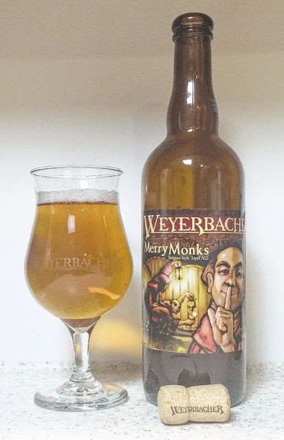 I'd Tap That: Eat, drink and be very merry with Merry Monks Belgian beer