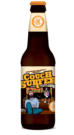 I'd Tap That: Otter Creek's Couch Surfer is one house guest you won't want to chase away
