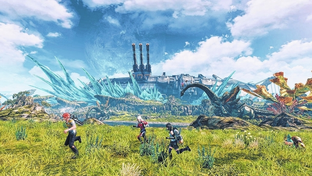 Game On: 'Xenoblade Chronicles X' is one of the best role playing games of 2015 for Wii U