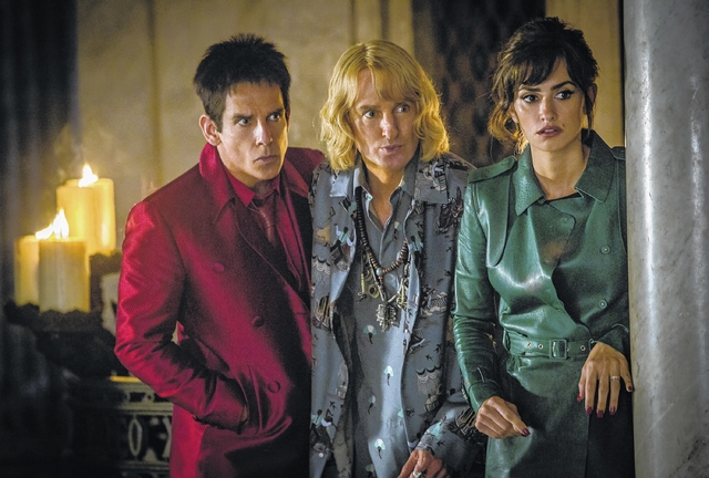 Movie Review: 'Zoolander 2' may be 10 years too late but there's still a place for it in fans' hearts