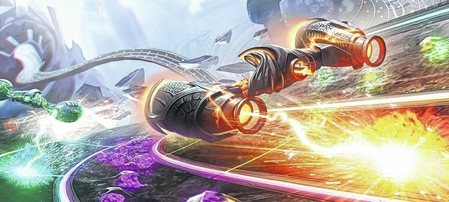 "Game On: ""Amplitude"" gets an awesome reboot for new generation consoles"