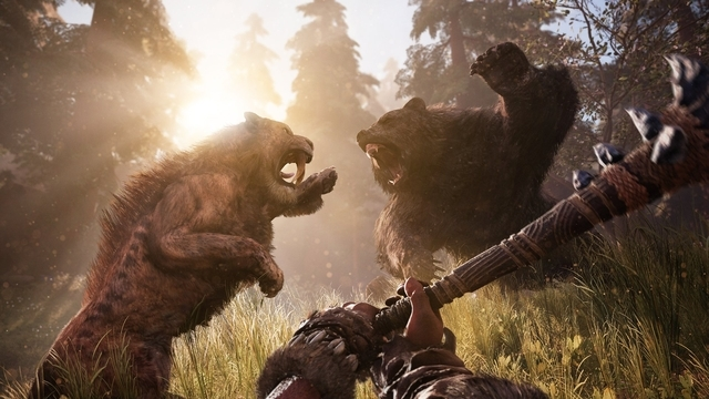 "Game On: ""Far Cry: Primal"" takes gamers back to the dawn of man"