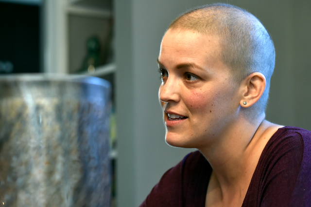 Sara Mazzitelli of Forty Fort battles breast cancer with grace, optimism