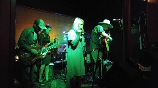 Doghouse Charlie & The Buck Knife cut into the NEPA music collective scene