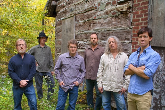 Railroad Earth will perform Nov. 25 at the Sherman Theater