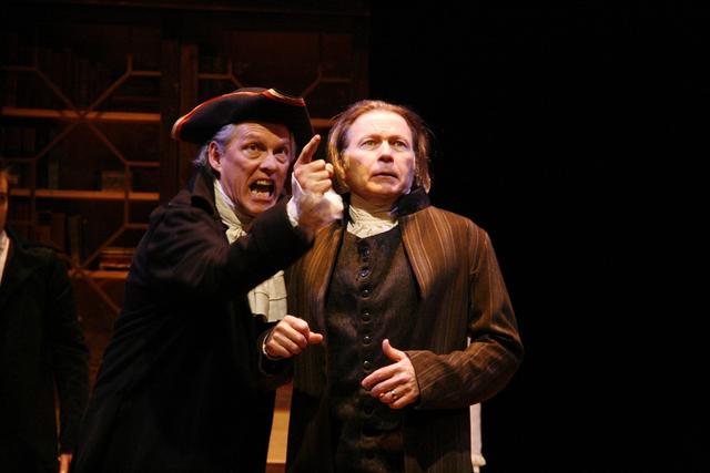 'Gunpowder Joe' tells story of Joseph Priestley in Bloomsburg
