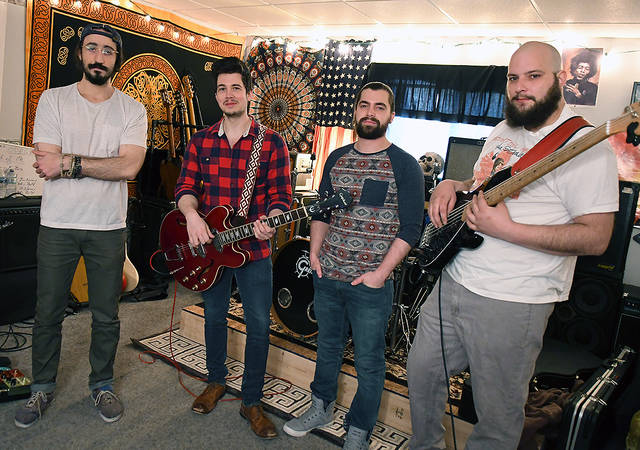Wilkes-Barre soul-rockers Half Dollar to play Stroudsburg's Sherman Theater