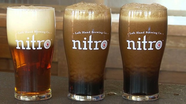 Tap This: Big beer bubbles vs. small beer bubbles