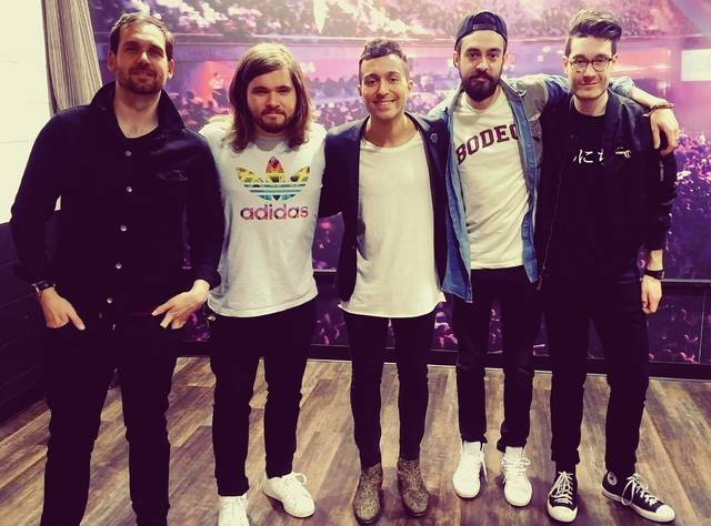 Ralphie Report: Bastille discusses life on tour, making of next album