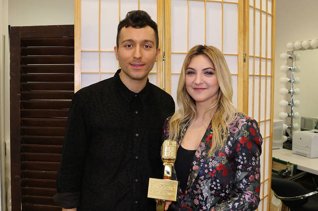 Ralphie Report: Julia Michaels puts her voice behind her lyrics with 'Issues'