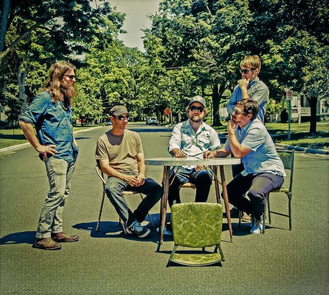 Greensky Bluegrass matures with latest record, heads for Scranton festival
