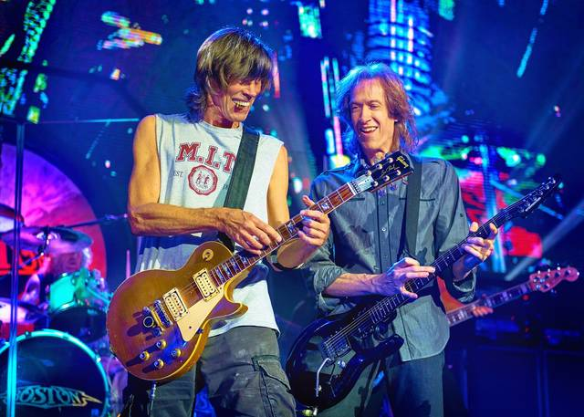 Progressive rockers Boston to perform at Montage Mountain in Scranton