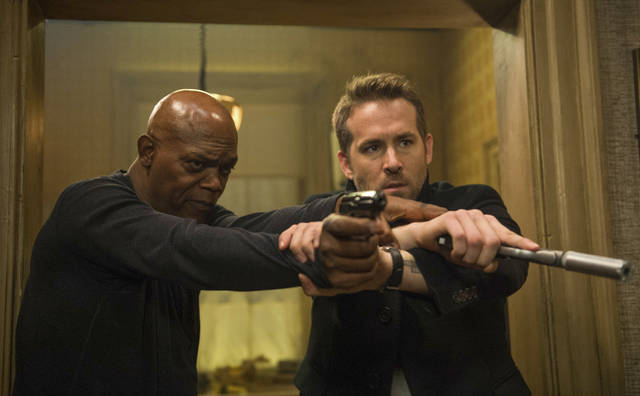 Movie Review: 'The Hitman's Bodyguard' is a fun, action-packed escape
