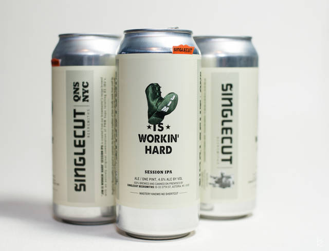 I'd Tap That: Jim is Workin' Hard brings drinkability to standard IPA flavor