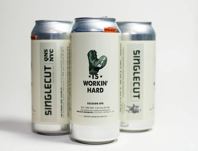 I'd Tap That: Jim is Workin' Hard brings drinkability to standard IPA flavor