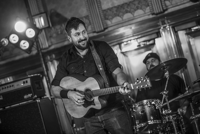 Aaron Fink & The Fury set for full-band performance at River Street Jazz Cafe