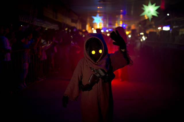 News of the weird: Drunk alien abductees and daredevils in panda suits