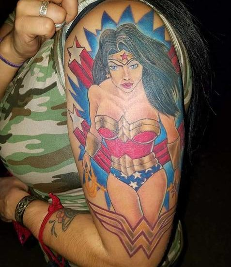 Some of NEPA's finest body art
