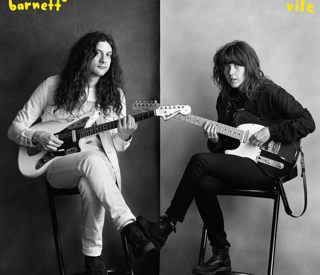 Indie rock weirdos Kurt Vile, Courtney Barnett team up on 'Lotta Sea Lice'