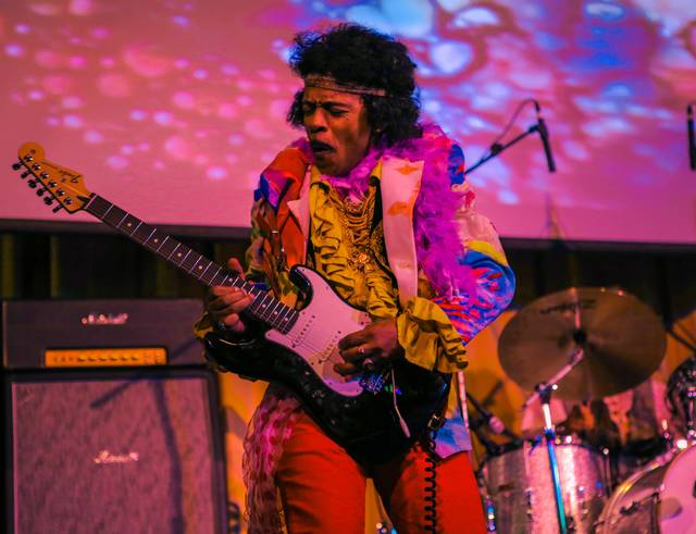 Hendrix 'production' Kiss the Sky to perform at Jazz Cafe in Plains Township