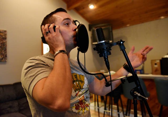 Pittston rapper J. Merrick chases music career 'full-sail'