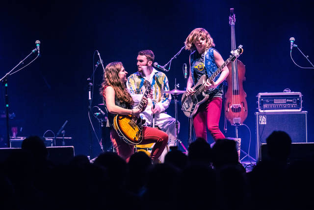 The Accidentals to bring genre-defying music to F.M. Kirby Center in WB