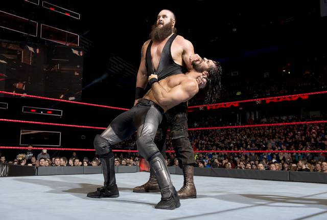 Big man Braun Strowman among WWE superstars headed to Mohegan Sun Arena