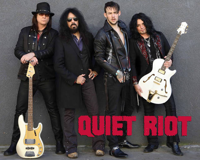 Quiet Riot, The Sweet, House of Lords to perform at F.M. Kirby Center in WB