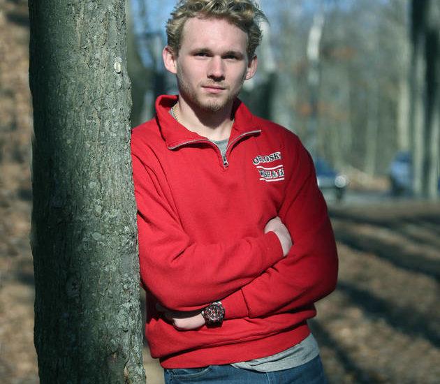 Man of the Week: Nathan Sledziewki