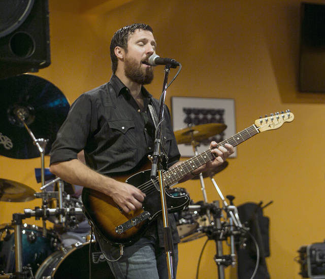 105 The River, Alan K. Stout to relaunch 'Music On The Menu Live' April 3